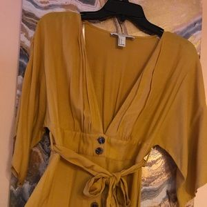 Forever 21 midi dress 👗